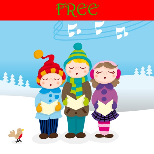Christmas Carol Music and Lyrics Free iOS App