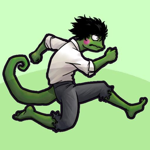 Chameleon Man iOS App
