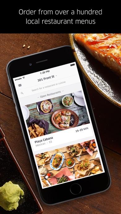 UberEATS: Food Delivery screenshot