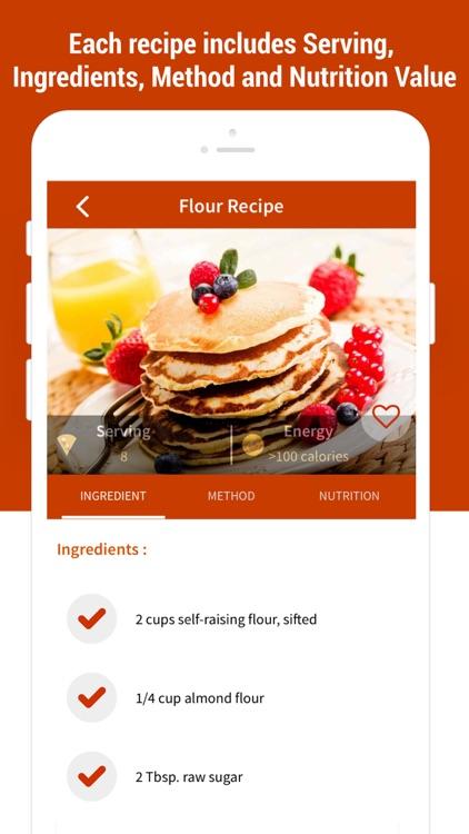 Pancakes -Easy Pancake Recipes