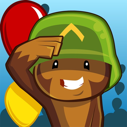 Bloons TD 5 application logo