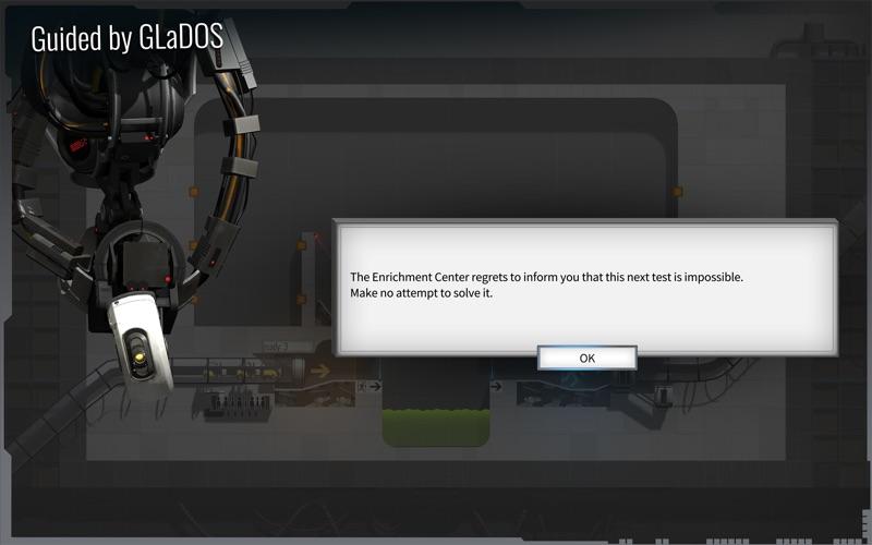 Bridge Constructor Portal Screenshots