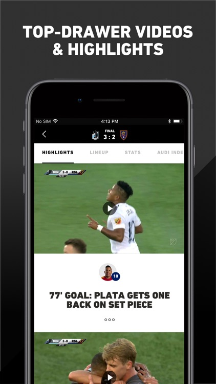 MLS: Live Soccer Scores & News screenshot-4
