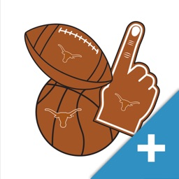Texas Longhorns Hook Em Pro Photo Booth Stickers