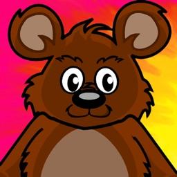 Bearify™-Sticker and Wallpaper App in One!  Bear Head Photo & Sticker App!