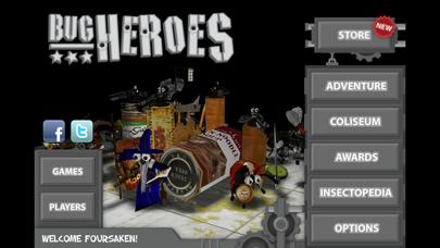 Bug Heroesのおすすめ画像5