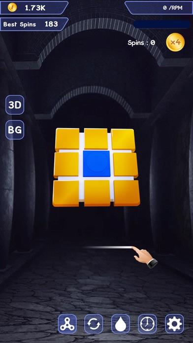 3D Fidget Spinner screenshot two