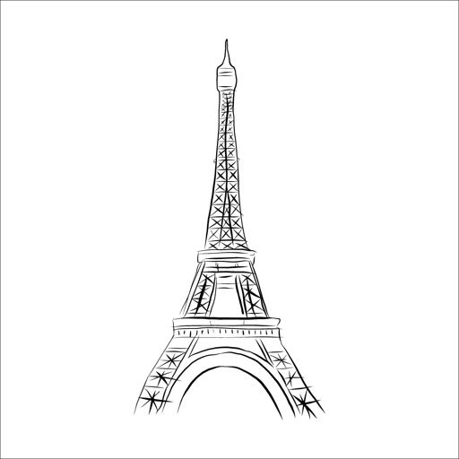 Linemarks - Hand drawn landmarks