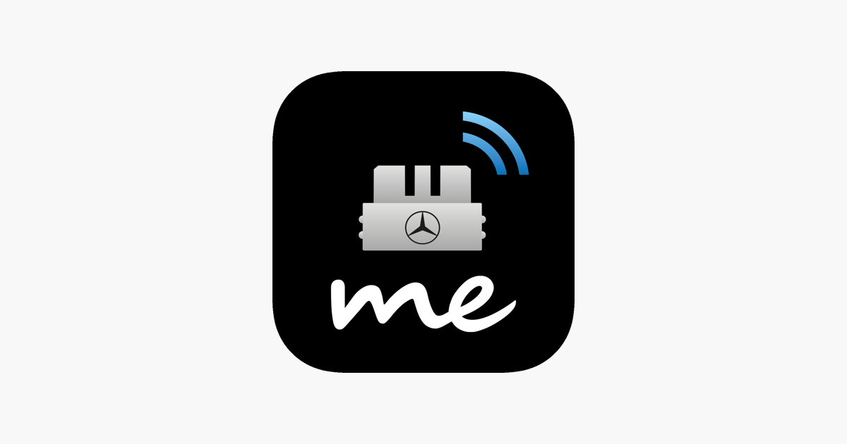 mercedes me adapter on the app store. Black Bedroom Furniture Sets. Home Design Ideas