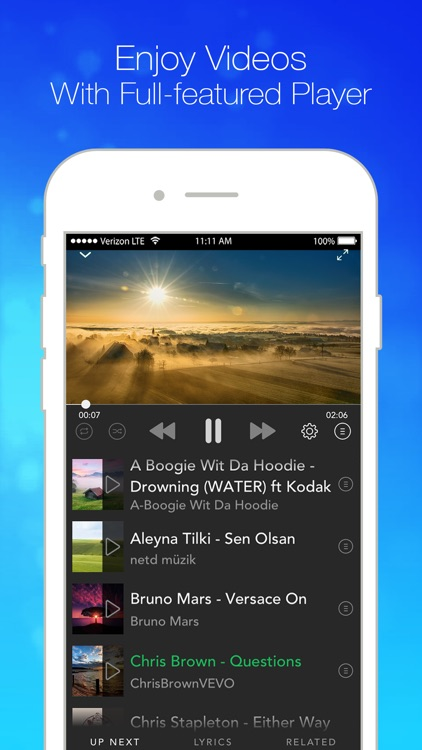 Musinow - Unlimited Fr.ee Music & Video Player