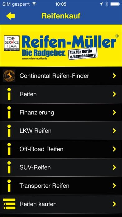 Reifen MüllerScreenshot von 4