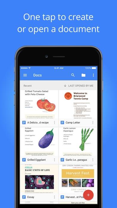 download Documentos de Google apps 3
