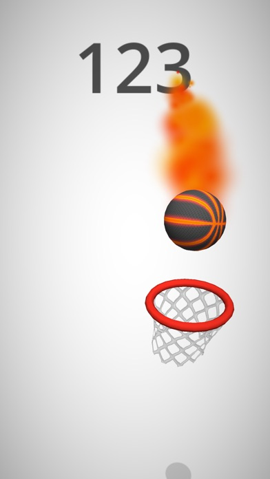 Dunk Hoop screenshot 1