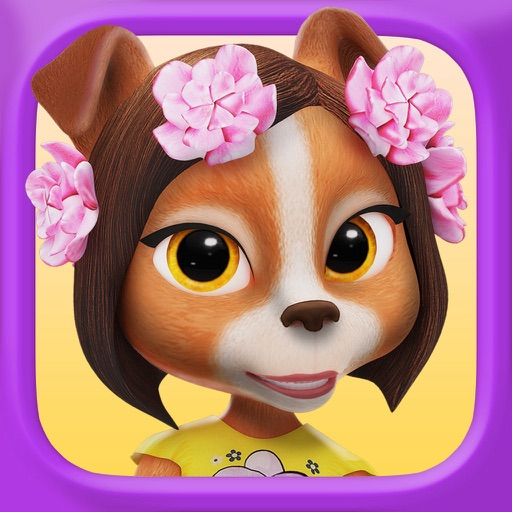 ! My Talking Lady Dog - Virtual Pet