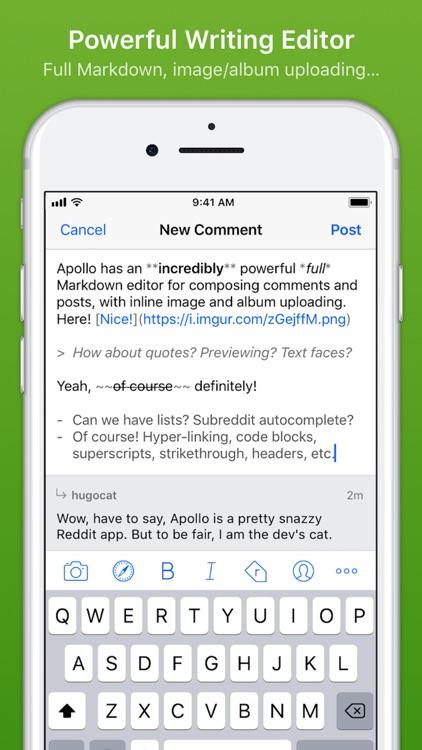 Apollo for Reddit screenshot-3