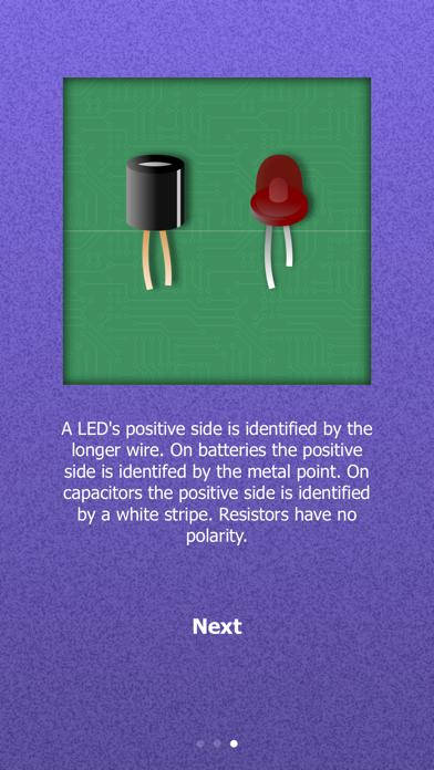ElectroBot screenshot four