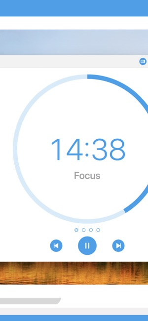 Focus - Productivity Timer Screenshot