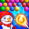 Yummy Nature - Casual Game of Star Crush - Bubble Shooter - Christmas Pop artwork