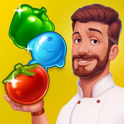 Let's Cook - A Match 3 Game