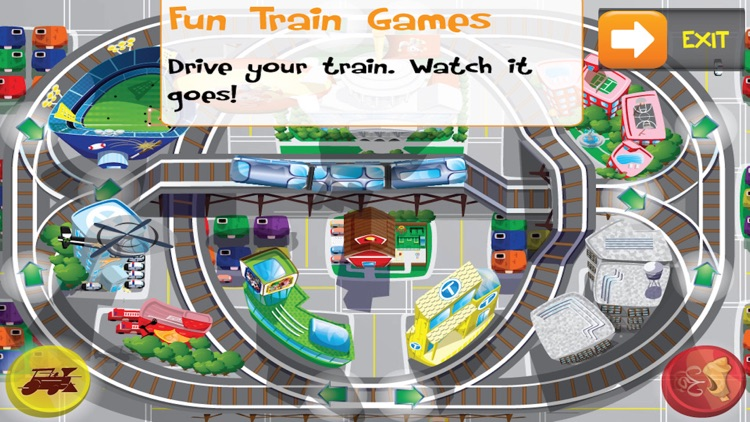 PUZZINGO Trains Puzzles Games screenshot-3