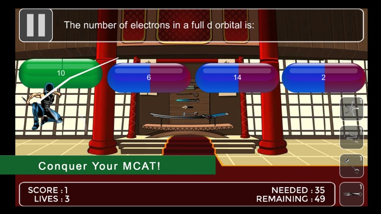 MCAT 2019 Review Game