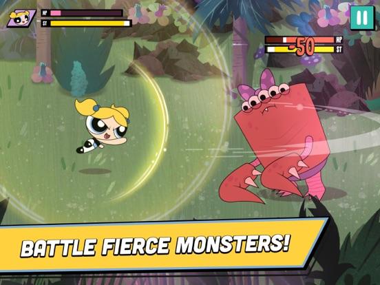 Ready, Set, Monsters! tablet App screenshot 1