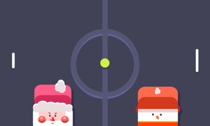 Cartoon Air Hockey - Ping Pong Game