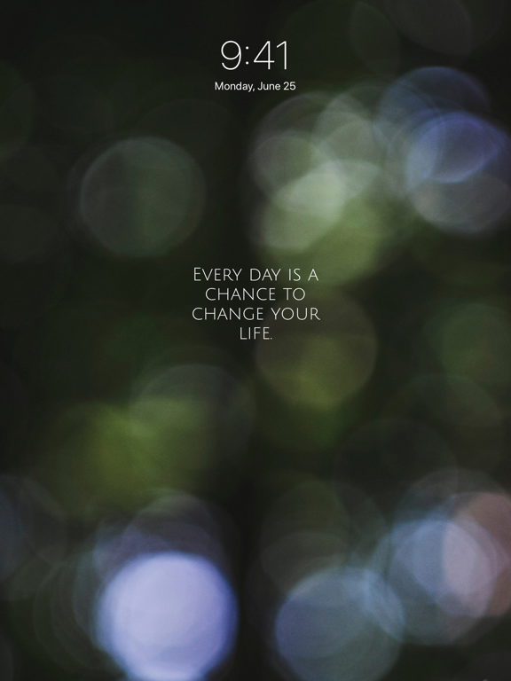 QWP - Quotes, Quote Wallpapers screenshot 14
