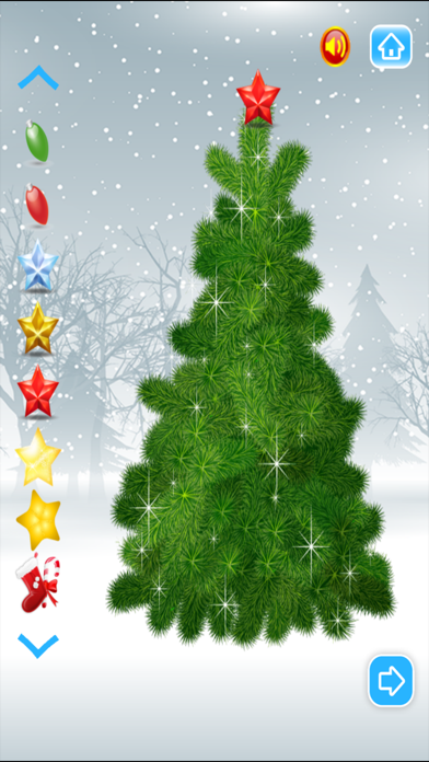 Christmas Tree Decoration+ screenshot two