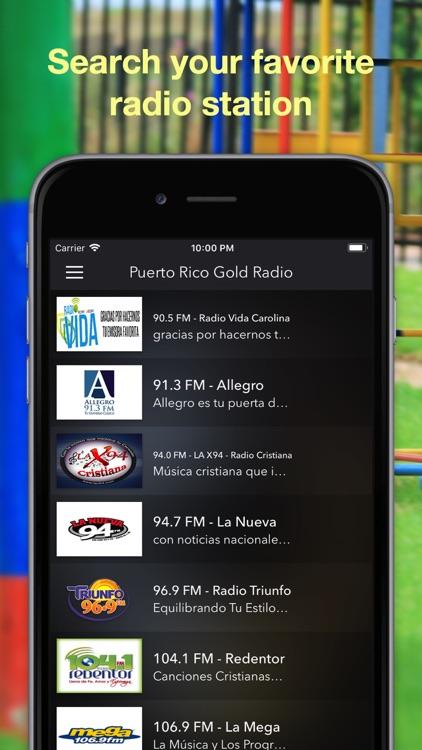 Puerto Rico Gold Radio