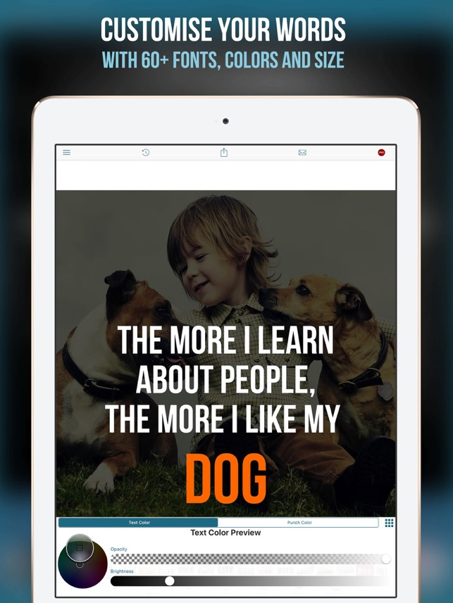 Quotes Creator Quote Maker On The App Store