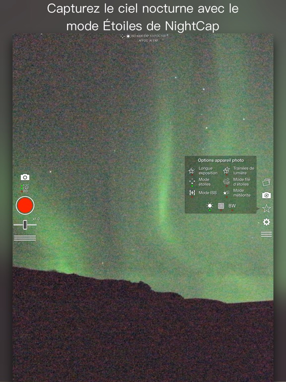 Screenshot #6 pour NightCap Camera