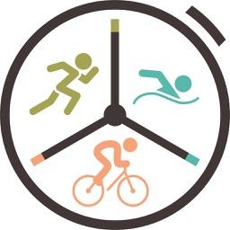 Triathlon time/pace/speed Calculator