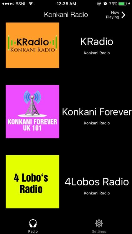 Konkani Radio