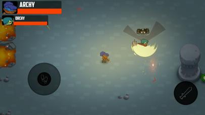 Final Boss: Dandrean Dragon screenshot two