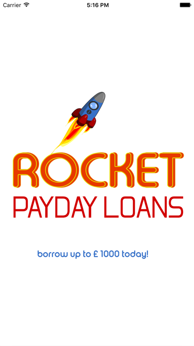 Rocket Payday Loans screenshot one