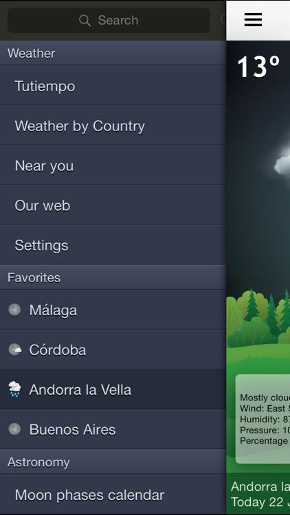 Weather 15 Days screenshot-3