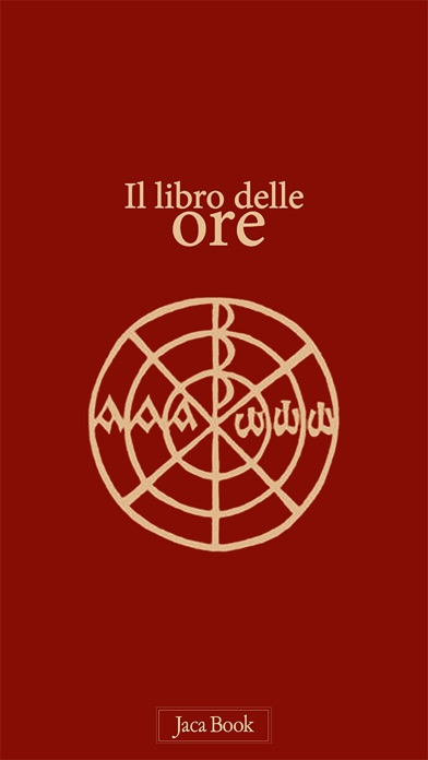 Screenshot for Il Libro delle Ore in Italy App Store