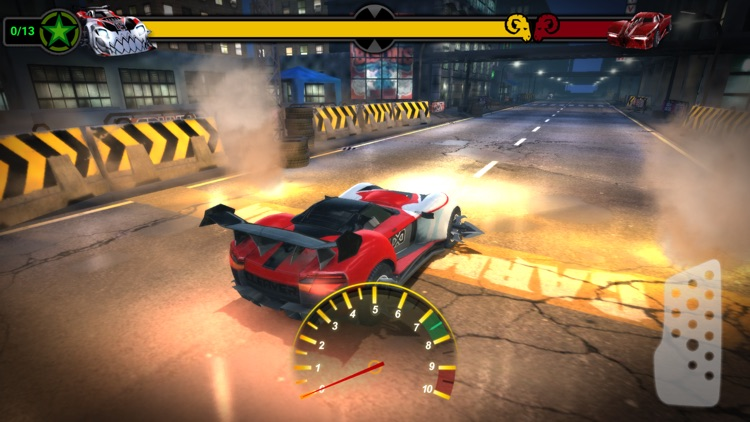 Carmageddon Crashers-Drag Race screenshot-0