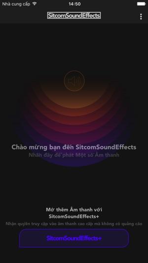 Hiệu ứng âm thanh Sitcom