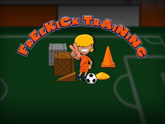 Freekick Training screenshot 10