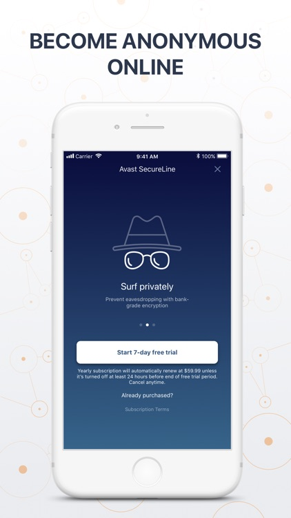 VPN SecureLine: Proxy by Avast screenshot-4