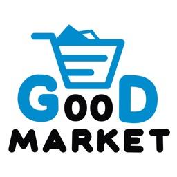 GoodMarket. Доставка воды