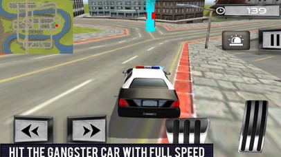 Car Police Chase - Thief City screenshot 2