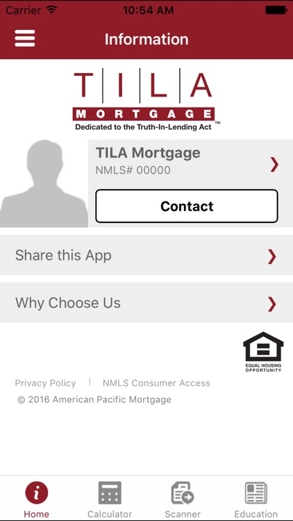 TILA Mortgage