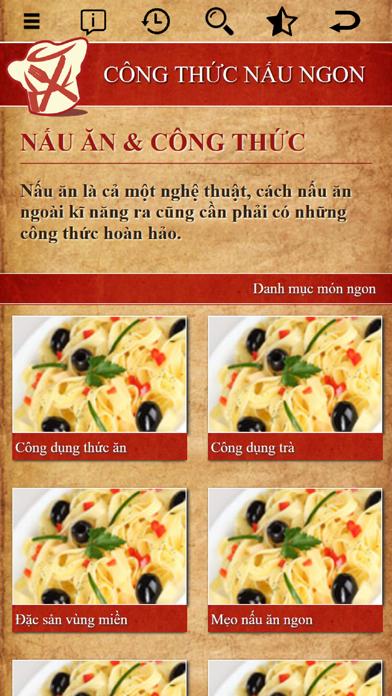 Nấu Ăn Ngon - Công thức nấu ăn screenshot one