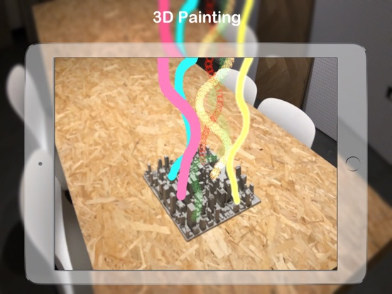 Screenshot #4 for ARvid  Augmented Reality 3D