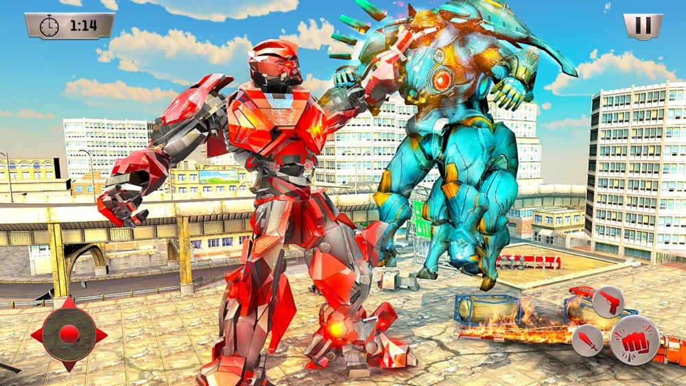 Mega Robot War – Robot Car 3D Cheat Codes