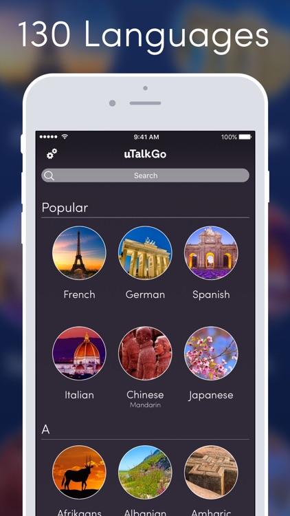 Go Talk - Learn Languages screenshot-0