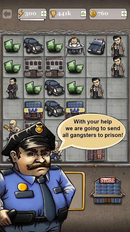 Mafia vs. Police screenshot-2